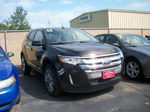 2013 Ford Edge for sale at Lloyds Auto Sales & SVC in Sanford ME