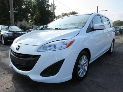2015 Mazda MAZDA5 for sale at PRESTIGE IMPORT AUTO SALES in Morrisville PA