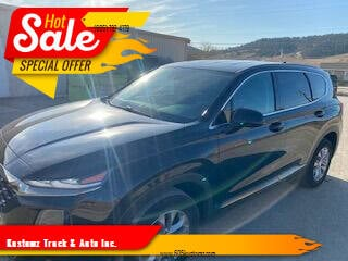 2019 Hyundai Santa Fe for sale at Kustomz Truck & Auto Inc. in Rapid City SD