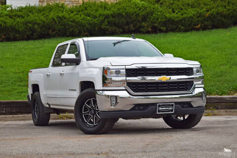 2018 Chevrolet Silverado 1500 for sale at Rosedale Auto Sales Incorporated in Kansas City KS