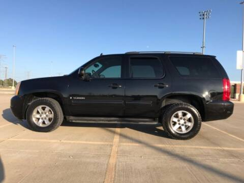 2009 GMC Yukon for sale at ALL AMERICAN FINANCE AND AUTO in Houston TX