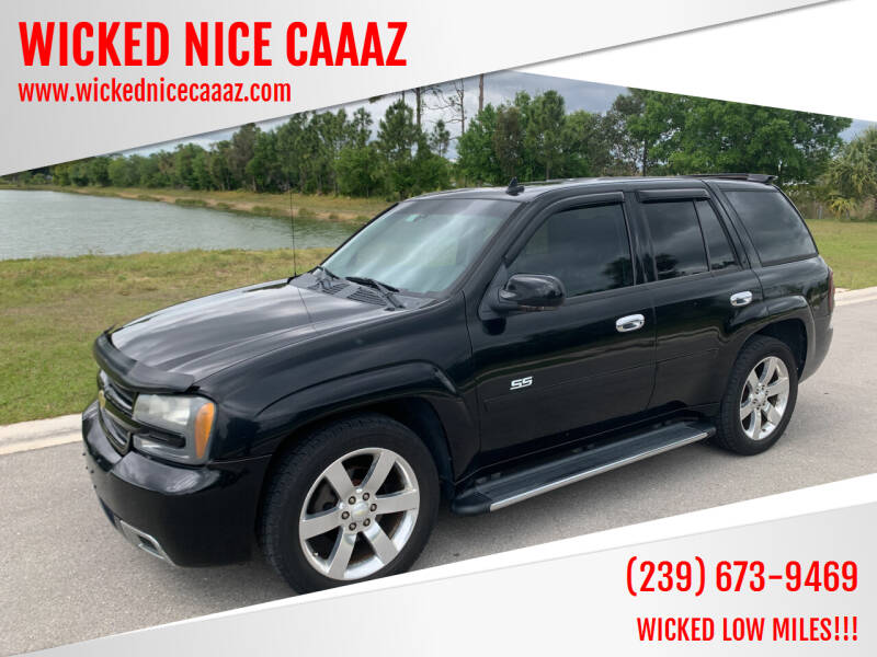 2006 Chevrolet TrailBlazer for sale at WICKED NICE CAAAZ in Cape Coral FL