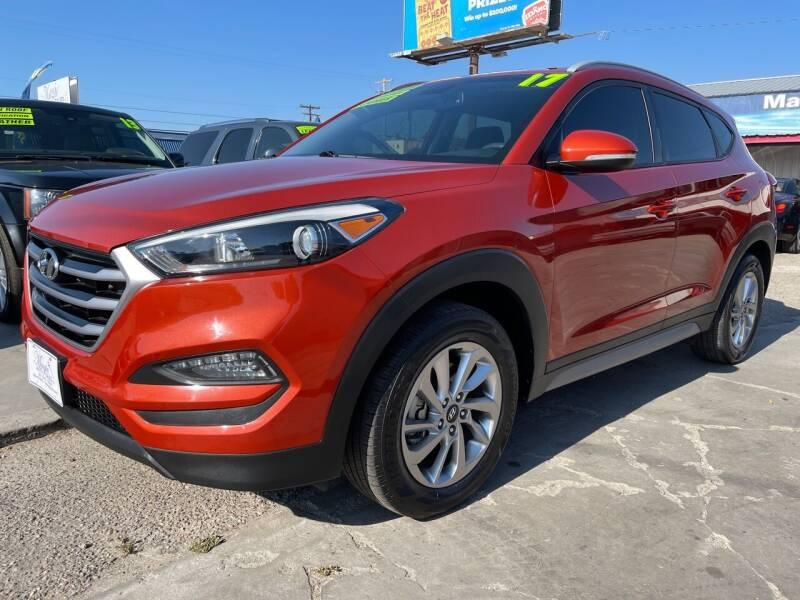 2017 Hyundai Tucson for sale at MAGIC AUTO SALES, LLC in Nampa ID