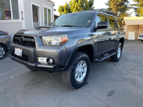 2012 Toyota 4Runner for sale at Ronnie Motors LLC in San Jose CA