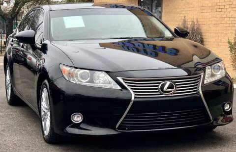 2014 Lexus ES 350 for sale at Auto Imports in Houston TX