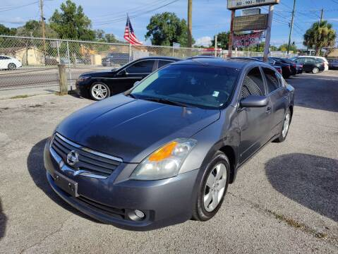 2008 Nissan Altima for sale at Advance Import in Tampa FL