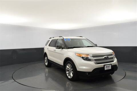 2014 Ford Explorer for sale at Tim Short Auto Mall in Corbin KY