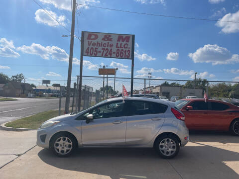 2011 Ford Fiesta for sale at D & M Vehicle LLC in Oklahoma City OK