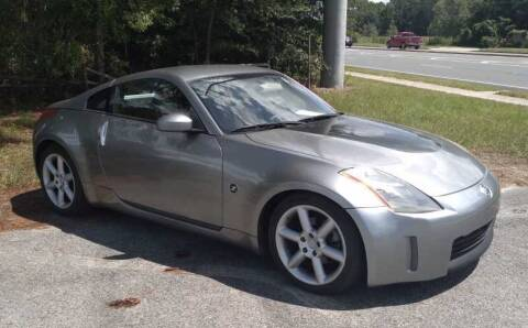 2004 Nissan 350Z for sale at Popular Imports Auto Sales in Gainesville FL