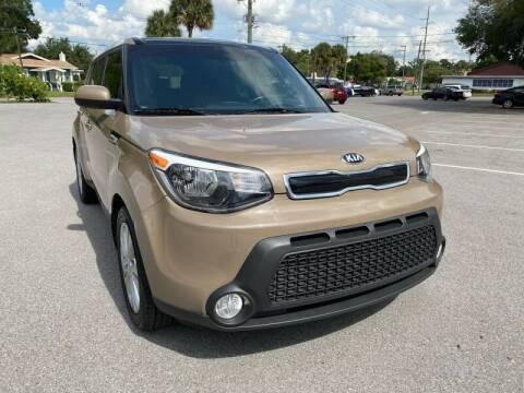 2015 Kia Soul for sale at LUXURY AUTO MALL in Tampa FL
