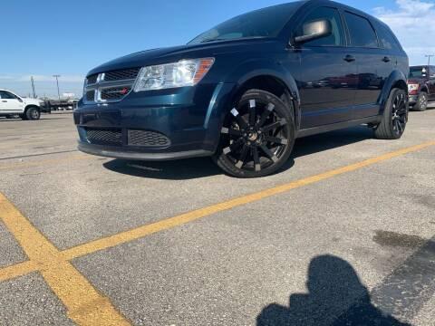 2013 Dodge Journey for sale at Hatimi Auto LLC in Buda TX