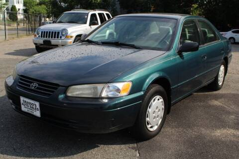 1997 Toyota Camry for sale at Grasso's Auto Sales in Providence RI