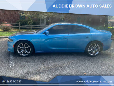 2015 Dodge Charger for sale at Auddie Brown Auto Sales in Kingstree SC