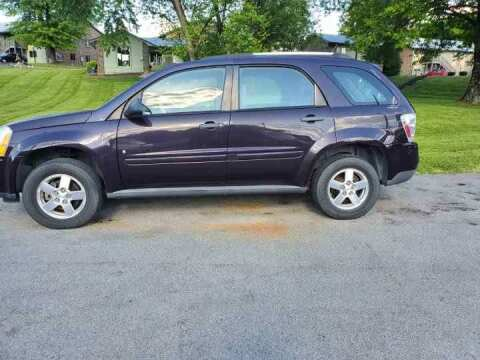 2007 Chevrolet Equinox for sale at Knoxville Wholesale in Knoxville TN