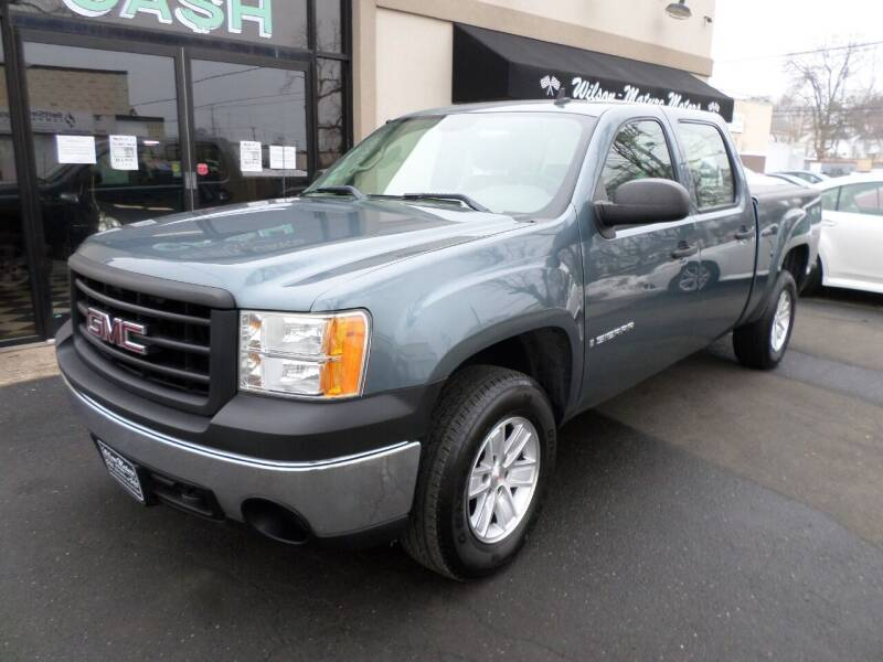 2008 GMC Sierra 1500 for sale at Wilson-Maturo Motors in New Haven Ct CT