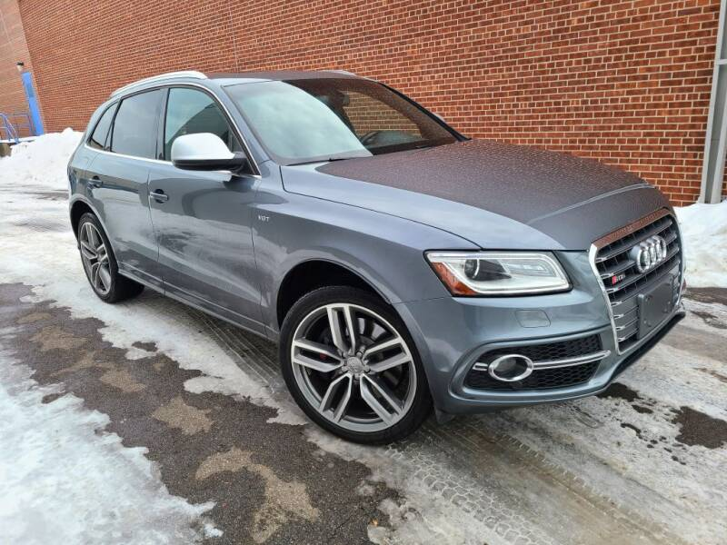 2014 Audi SQ5 for sale at Minnesota Auto Sales in Golden Valley MN