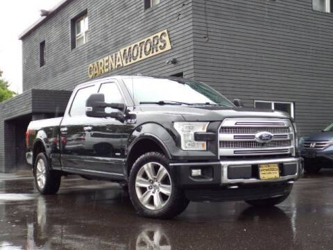 2015 Ford F-150 for sale at Carena Motors in Twinsburg OH