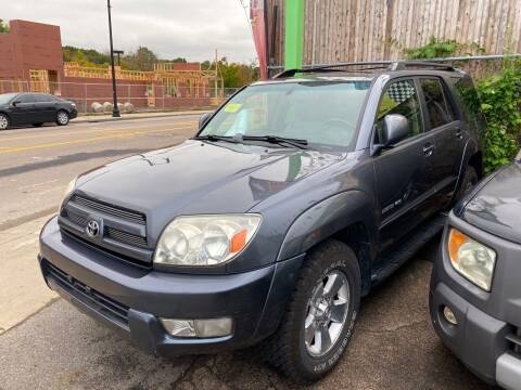 2005 Toyota 4Runner for sale at Polonia Auto Sales and Service in Hyde Park MA