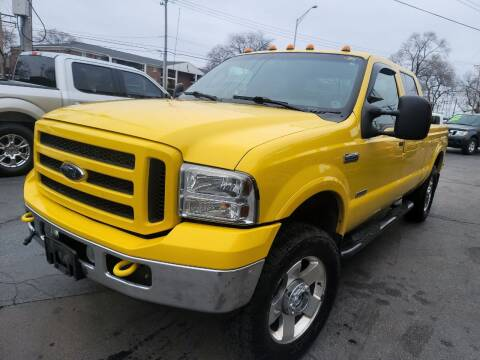 2006 Ford F-250 Super Duty for sale at EL SOL AUTO MART in Franklin Park IL