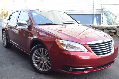 2012 Chrysler 200 for sale at VNC Inc in Paterson NJ