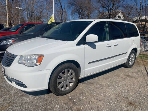 2014 Chrysler Town and Country for sale at Triangle Auto Sales in Omaha NE
