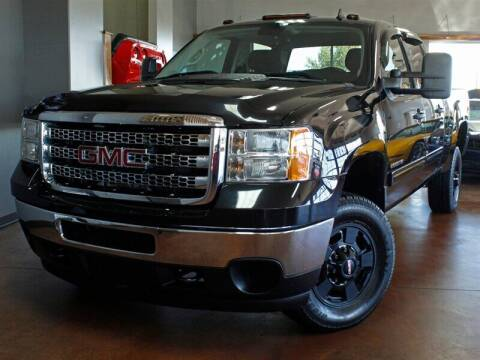 2013 GMC Sierra 2500HD for sale at Motion Auto Sport in North Canton OH