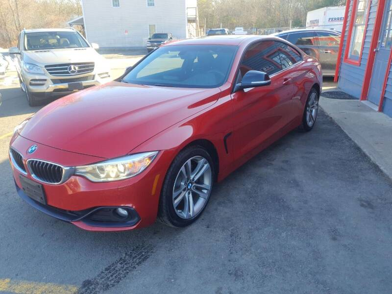 2014 BMW 4 Series for sale at Top Quality Auto Sales in Westport MA