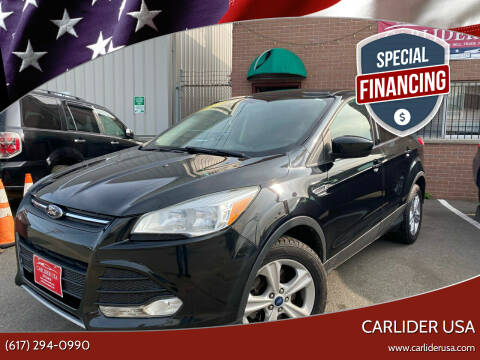 2013 Ford Escape for sale at Carlider USA in Everett MA