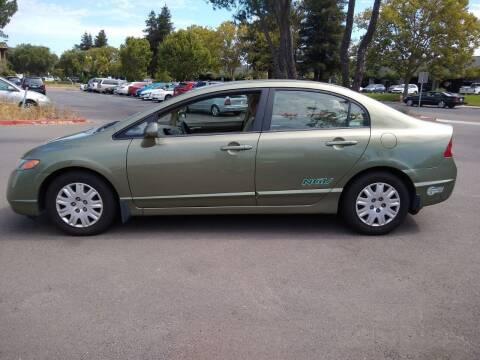 2008 Honda Civic for sale at GreenLight  Auto Sales in Modesto CA