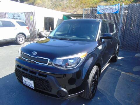 2014 Kia Soul for sale at So Cal Performance in San Diego CA