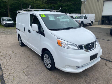 2018 Nissan NV200 for sale at Auto Towne in Abington MA