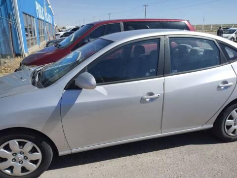 2007 Hyundai Elantra for sale at PYRAMID MOTORS - Pueblo Lot in Pueblo CO