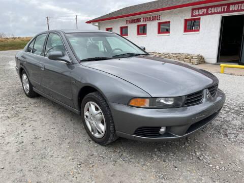 2002 Mitsubishi Galant for sale at Sarpy County Motors in Springfield NE