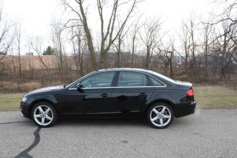 2010 Audi A4 for sale at S & L Auto Sales in Grand Rapids MI