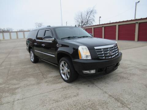 2007 Cadillac Escalade ESV for sale at Perfection Auto Detailing & Wheels in Bloomington IL