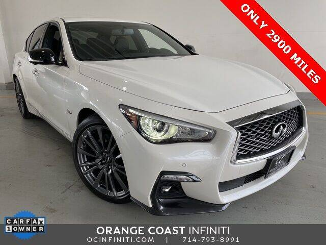 2018 Infiniti Q50 for sale in Westminster, CA