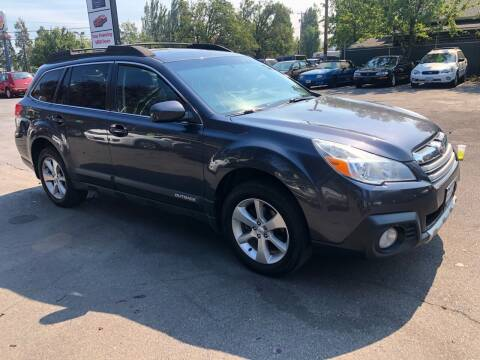 2013 Subaru Outback for sale at Blue Line Auto Group in Portland OR
