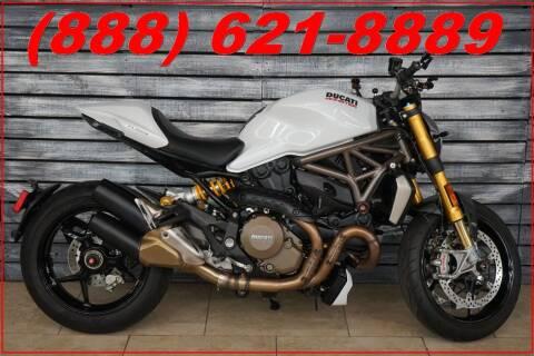 2014 Ducati Monster for sale at AZautorv.com in Mesa AZ