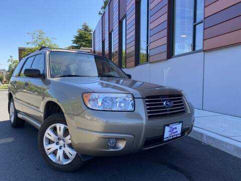 2008 Subaru Forester for sale at DAILY DEALS AUTO SALES in Seattle WA