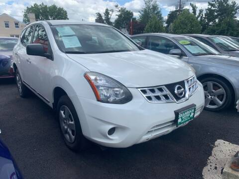 2014 Nissan Rogue Select for sale at Park Avenue Auto Lot Inc in Linden NJ