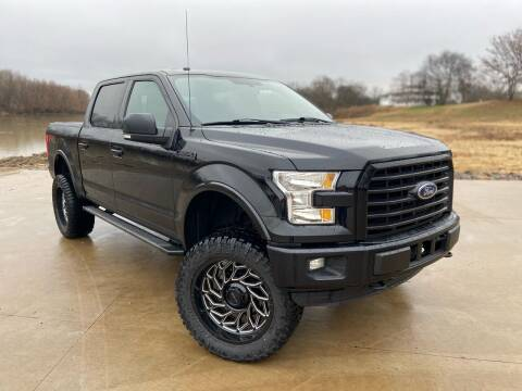 2016 Ford F-150 for sale at D3 Auto Sales in Des Arc AR