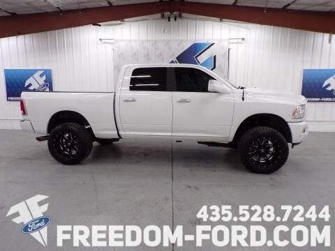 2018 RAM Ram Pickup 2500 for sale at Freedom Ford Inc in Gunnison UT