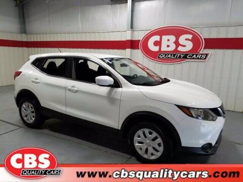 2019 Nissan Rogue Sport for sale at CBS Quality Cars in Durham NC