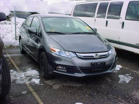 2013 Honda Insight for sale at VOA Auto Sales in Pontiac MI