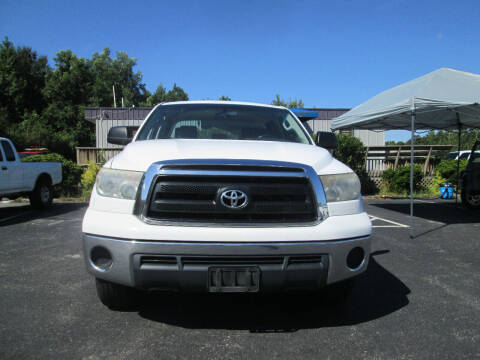 2010 Toyota Tundra for sale at Olde Mill Motors in Angier NC