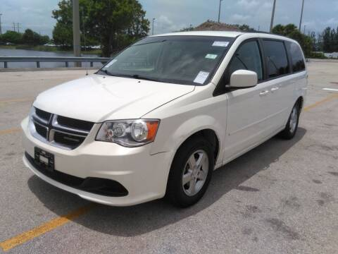 2012 Dodge Grand Caravan for sale at Best Auto Deal N Drive in Hollywood FL