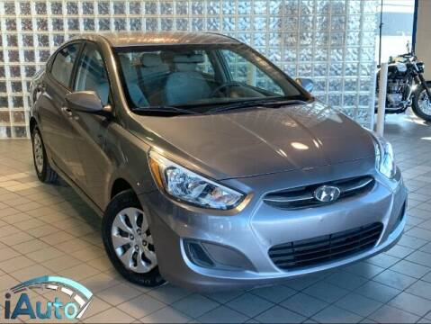 2015 Hyundai Accent for sale at iAuto in Cincinnati OH