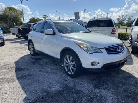 2008 Infiniti EX35 for sale at Mike Auto Sales in West Palm Beach FL