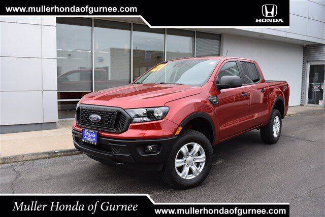 2021 Ford Ranger for sale at RDM CAR BUYING EXPERIENCE in Gurnee IL