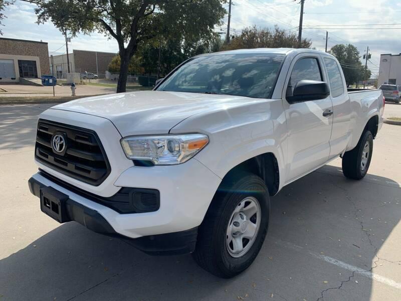 2016 Toyota Tacoma for sale at Sima Auto Sales in Dallas TX